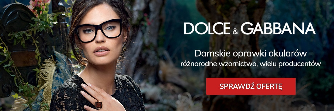 Damskie okulary korekcyjne