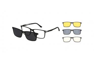 Okulary Solano CLIP-ON 90072 SET