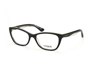 Damskie okulary Vogue 2961 W827