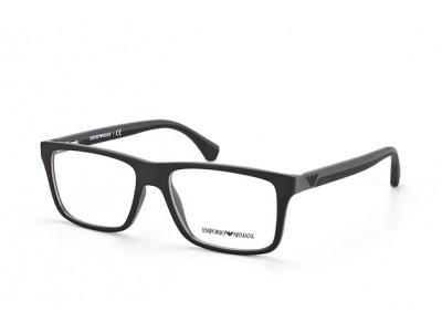 Męskie okulary Emporio Armani 3034 5229