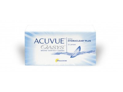 Acuvue Oasys Hydraclear Plus 6szt